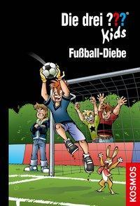 Cover von Die drei ??? Kids, 83, Fußball-Diebe