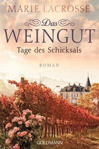 Cover von Das Weingut. Tage des Schicksals