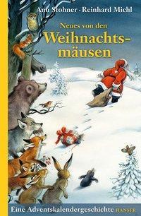 Cover von Neues von den Weihnachtsmäusen
