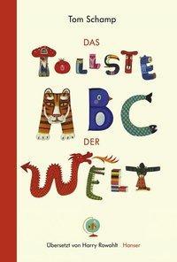 Cover von Das tollste ABC der Welt