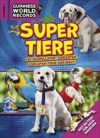 Cover von Guinness World Records Super Tiere Vol. 1