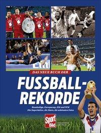 Cover von Das neue Buch der Fußball-Rekorde
