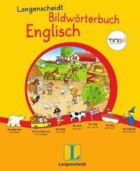 Cover von Langenscheidt Bildwörterbuch Englisch - Buch (TING-Edition)