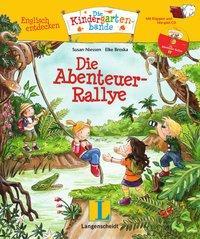 Cover von Die Abenteuer-Rallye - Buch mit Hörspiel-CD