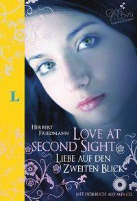 Cover von Love at Second Sight - Liebe auf den zweiten Blick - Buch mit Hörbuch (MP3-CD)