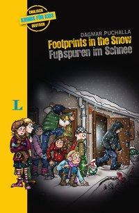 Cover von Footprints in the Snow – Fußspuren im Schnee