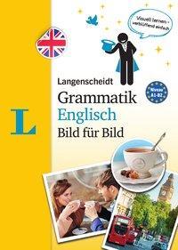 Cover von Langenscheidt Grammatik Englisch Bild für Bild - Die visuelle Grammatik für den leichten Einstieg