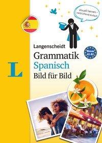 Cover von Langenscheidt Grammatik Spanisch Bild für Bild - Die visuelle Grammatik für den leichten Einstieg