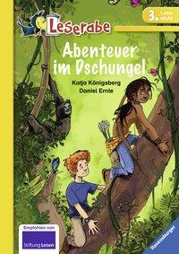 Cover von Abenteuer im Dschungel