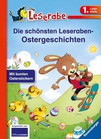 Cover von Die schönsten Leseraben-Ostergeschichten