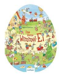 Cover von Das kleine Wimmel-Ei