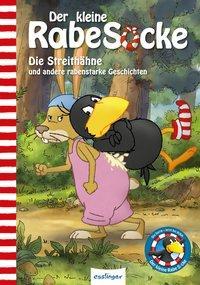 Cover von Der kleine Rabe Socke: Die Streithähne und andere rabenstarke Geschichten
