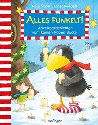 Cover von Der kleine Rabe Socke: Alles funkelt!