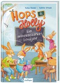 Cover von Hops & Holly 2: Ein möhrenstarkes Schuljahr