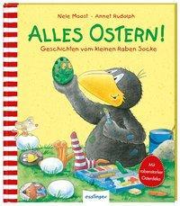 Cover von Der kleine Rabe Socke: Alles Ostern!