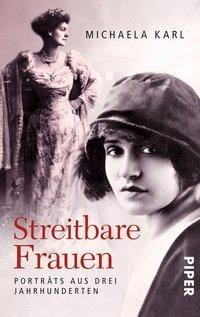 Cover von Streitbare Frauen