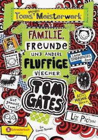 Cover von Tom Gates, Band 12