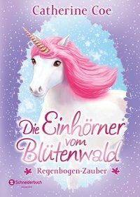 Cover von Die Einhörner vom Blütenwald, Band 03