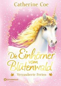 Cover von Die Einhörner vom Blütenwald, Band 04