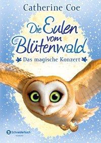 Cover von Die Eulen vom Blütenwald, Band 02
