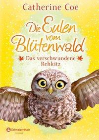 Cover von Die Eulen vom Blütenwald, Band 03