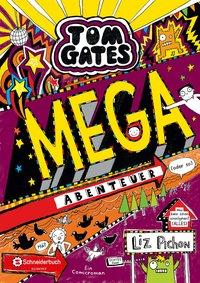 Cover von Tom Gates, Band 13