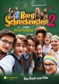 Cover von Burg Schreckenstein 2 - Das Buch zum Film