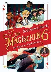 Cover von Die Magischen Sechs - Mr Vernons Zauberladen