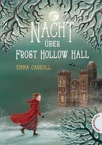 Cover von Nacht über Frost Hollow Hall