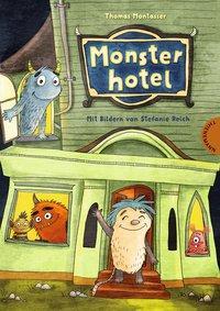 Cover von Monsterhotel