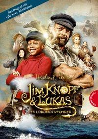 Cover von Jim Knopf und Lukas der Lokomotivführer – Filmbuch