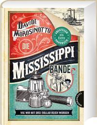 Cover von Die Mississippi-Bande