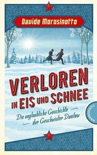 Cover von Verloren in Eis und Schnee