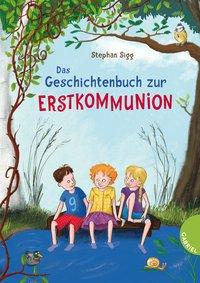 Cover von Das Geschichtenbuch zur Erstkommunion