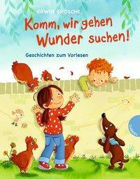 Cover von Komm, wir gehen Wunder suchen!