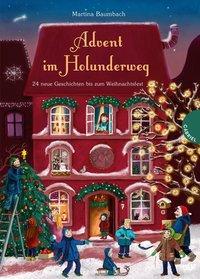 Cover von Advent im Holunderweg