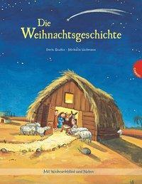 Cover von Die Weihnachtsgeschichte