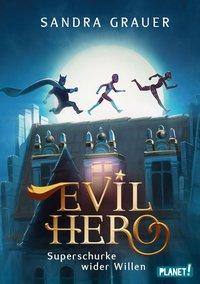 Cover von Evil Hero