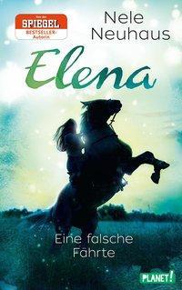 Cover von Elena – Ein Leben für Pferde 6: Eine falsche Fährte