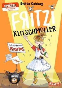 Cover von Fritzi Klitschmüller 2: Geheimkram-Alarm!