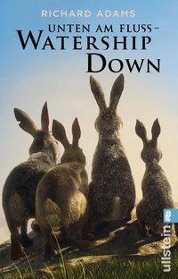 Cover von Unten am Fluss - 'Watership Down'