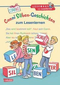 Cover von LESEMAUS zum Lesenlernen Sammelbände: Starke Conni Silben-Geschichten zum Lesenlernen
