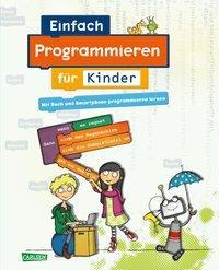 Cover von Carlsen Clever: Einfach Programmieren für Kinder