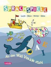Cover von Sprachspiele