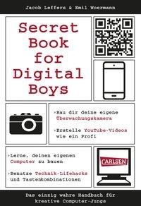 Cover von Secret Book for Digital Boys