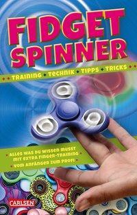 Cover von Fidget Spinner - Tipps und Tricks, Technik und Training
