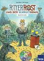 Cover von Ritter Rost, Band 14: Ritter Rost und der Schrottkönig