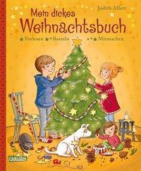 Cover von Mein dickes Weihnachtsbuch