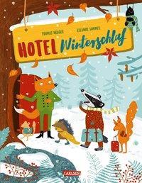 Cover von Hotel Winterschlaf