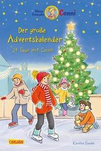 Cover von Meine Freundin Conni - Der große Adventskalender